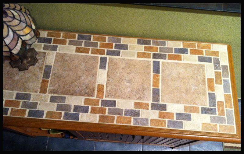 Rivestimenti ed accessori il mosaico s n c - Rivestimento piano cucina ...
