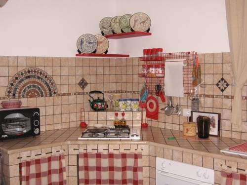 Piastrelle Per Cucina In Muratura 10x10. Latest Ceramiche Di With ...